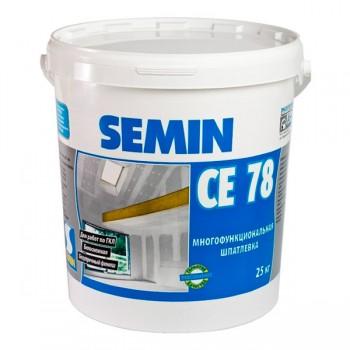 Semin CE 78 SUPERFINISH шпатлевка универсальная