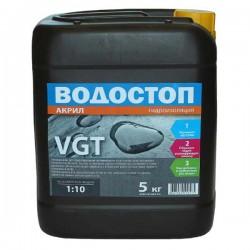 Грунт концентрат для жидких обоев Водостоп 5л