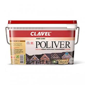 Лак Poliver для жидких обоев/флоков и пр. (глянец)