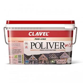 Лак Poliver для жидких обоев/флоков и пр. (матовый)