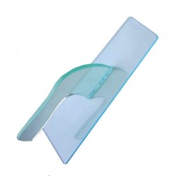 Кельма фигурная (240*90*60*2мм) для нанесения жидких обоев